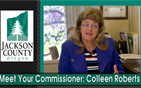 Meet Your Commissioner: Colleen Roberts