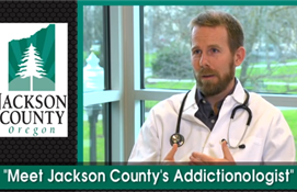 Meet Jackson County's Addictionologist