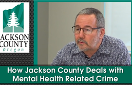 How Jackson County Deals with Mental Health...