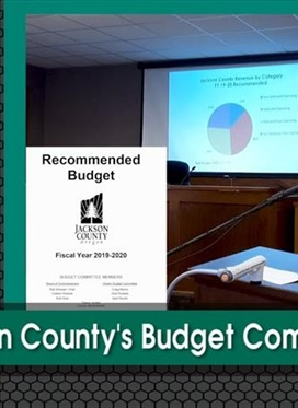 How Jackson County's Budget Comes Together