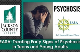 EASA: Treating Early Psychosis in Young People