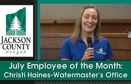 July Employee of the Month: Christi Haines