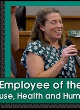 August Employee of the Month: Andrea Krause