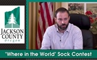 """""Where in the World"" Sock Contest"" featuring Jason..."