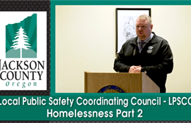 Homelessness in Jackson County - Part 2