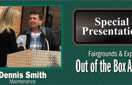 Jackson County Expo - Out of the Box Award:...