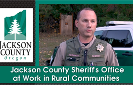 Jackson County Sheriff's Office at Work in...