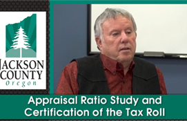 Appraisal Ratio Study and Certification of the...