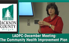 LADPC December Meeting: The Community Health Improvement...