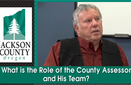 Role of the County Assessor and Team
