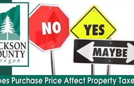Does Purchase Price Affect Property Taxes?