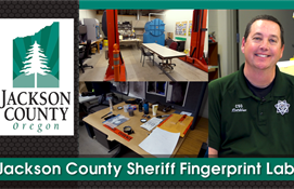 Jackson County Sheriff Fingerprint Lab