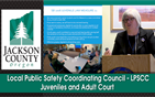 LPSCC Meeting: Juveniles and Adult Court