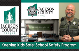 Keeping Kids Safe: School Safety Deputy