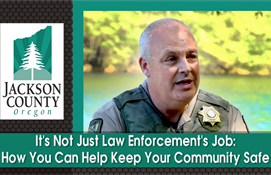 It's Not Just Law Enforcement's Job: How You...