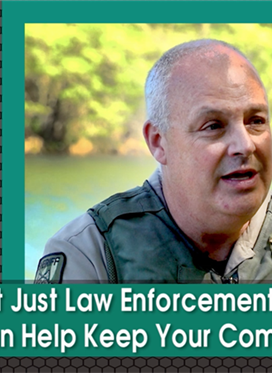 It's Not Just Law Enforcement's Job: How You Can Help...