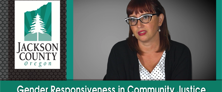 Gender Responsiveness in Community Justice