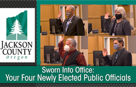 Sworn into Office: Your Four Newly Elected...