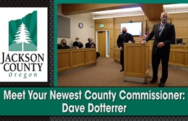 Meet Your Newest County Commissioner: Dave...