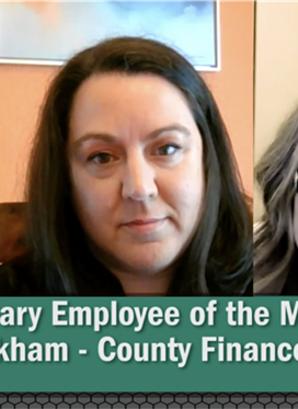 February Employee of the Month: Michelle Wickham