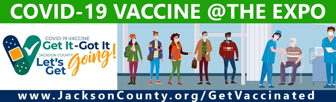 COVID-19 Vaccine @ the Expo