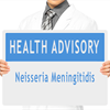 Neisseria Meningitidis Cases Reported in Jackson County