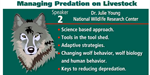 Managing Predation on Livestock - Dr. Julie Young
