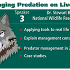 Managing Predation on Livestock - Dr. Steward Beck