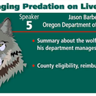 Managing Predation on Livestock - Jason Barber