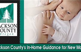 Jackson County's In Home Guidance for New Moms