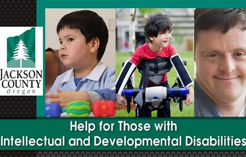 """Help for Those with Intellectual and Developmental Disabilities""..."