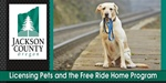Licensing Pets and the Free Ride Home Program
