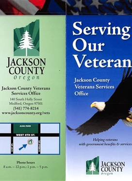 Jackson County Veteran Services Office Information & Guides