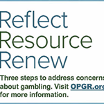 Reflect, Resource, Renew