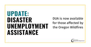 Wildfire-related Disaster Unemployment Assistance