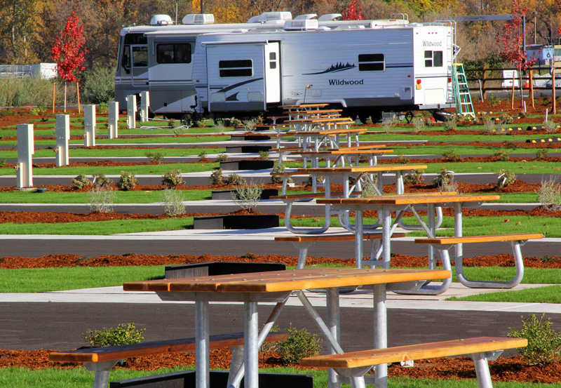 imgSO RV Park features 92 full-hookup sites.