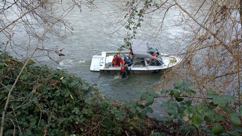 Body of Man Found in Rogue River (Photo)