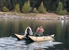 Couple Survives After Canoe Capsizes (Photo)