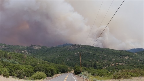 Sheriffs: Fire Evacuation Zones Eliminated