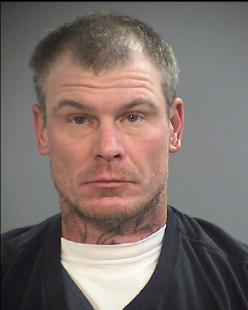 Wanted Man Arrested after Pursuit (Photo)
