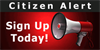 Citizen Alert Test Scheduled for Wednesday (Photo)
