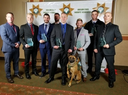 JCSO Members Recognized by OSSA