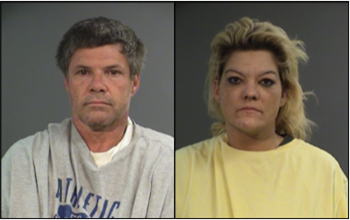 Two Arrested in Home Burglary