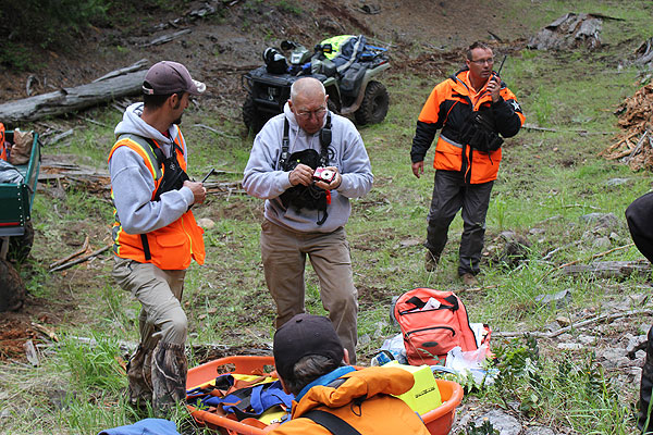 California Oregon Regional Search And Rescue Task Force