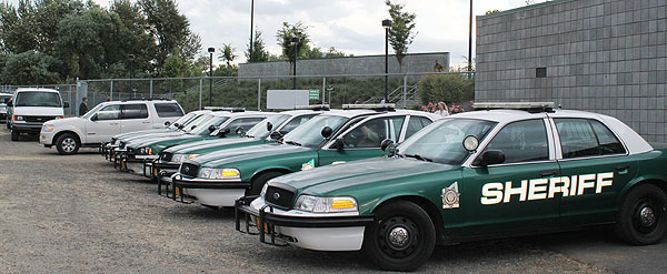 Sheriff Patrol Cars