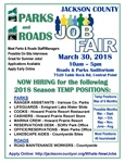 JOB FAIR 2018 - Jackson County PARKS & ROADS