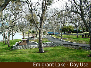 Emigrant Lake ADA Day Use