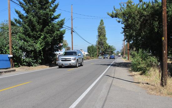 Lozier Lane Reconstruction Project