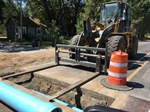 North River Road - Multi-use Path Construction Update 8/9/2019