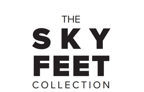 Sky Feet Collection by MFR, benefiting the community and having fun...
